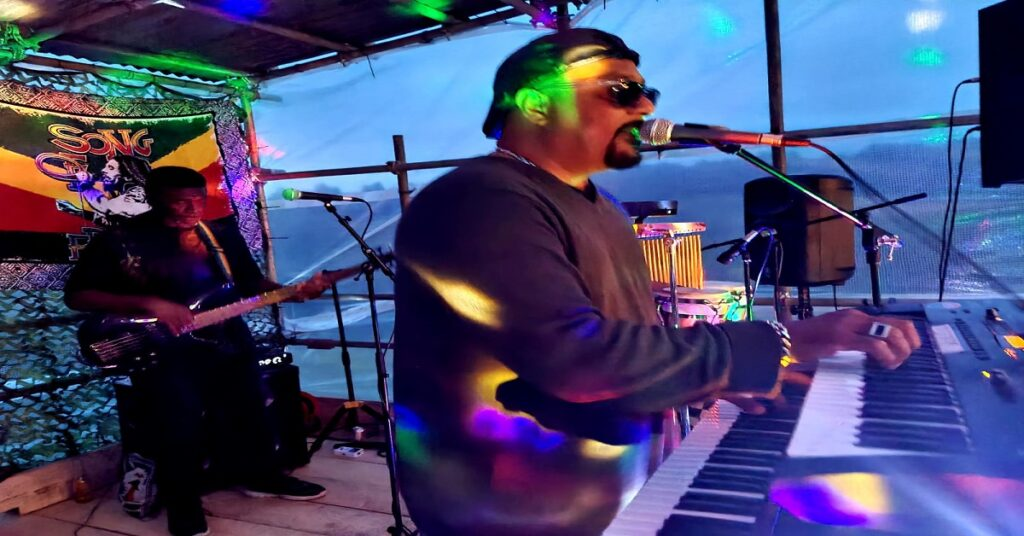 reggae bands for hire nearby